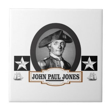 USA Themed jpj two stars ceramic tile
