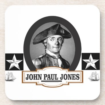 USA Themed jpj two stars drink coaster