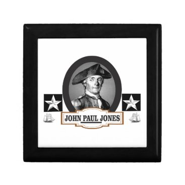 USA Themed jpj two stars jewelry box