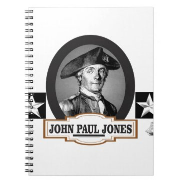 USA Themed jpj two stars notebook