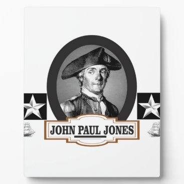 USA Themed jpj two stars plaque