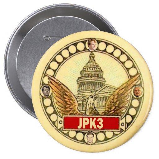 JPK3 Joseph P. Kennedy, III for Congress 2012 Button