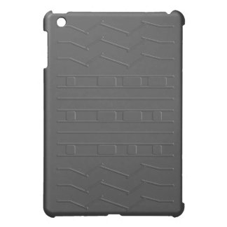 JPL Mars Curiosity Rover Tire Tread Homage Grey Case For The iPad Mini
