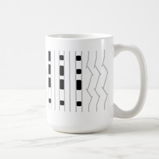 JPL Mars Curiosity Rover Tire Tread Print Homage Coffee Mug