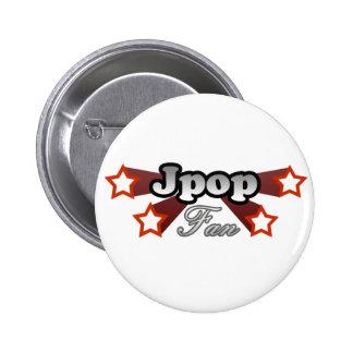 Jpop Fan Button