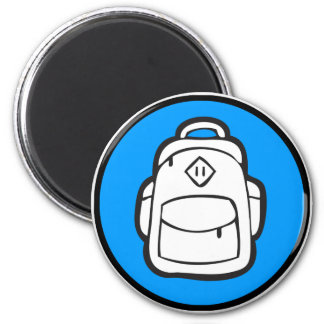 JQ Backpack Magnet