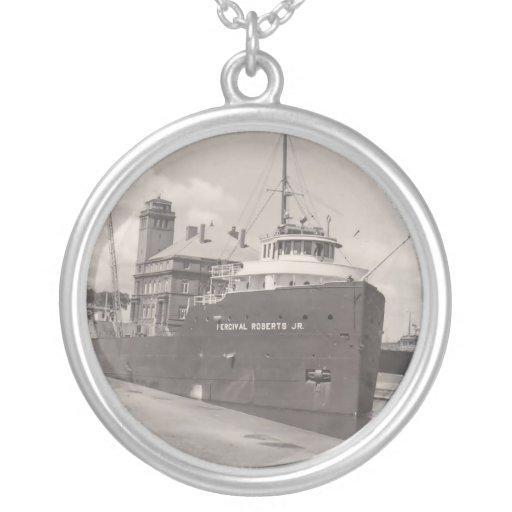 JR 1913-78 de Percival Roberts del collar del barc