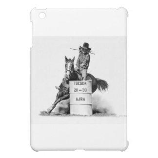 Jr. Barrel Racer iPad Mini Cover
