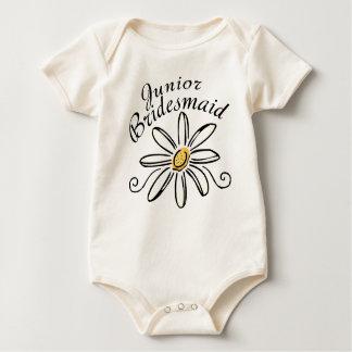 Jr. Bridesmaid Baby Creeper
