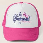 Jr. Bridesmaid/ Butterfly Theme Trucker Hat