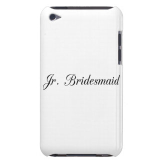 Jr. Bridesmaid Barely There iPod Covers