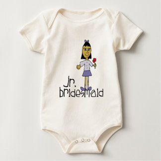 Jr. Bridesmaid Clothes Baby Bodysuit