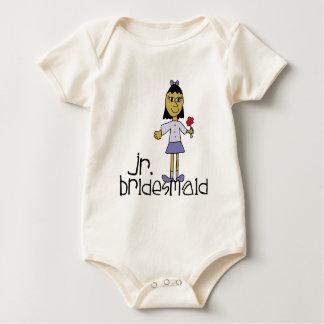 Jr. Bridesmaid Clothes Creeper