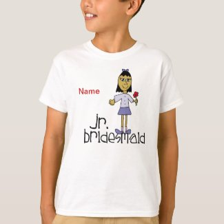 Jr. Bridesmaid Shirt