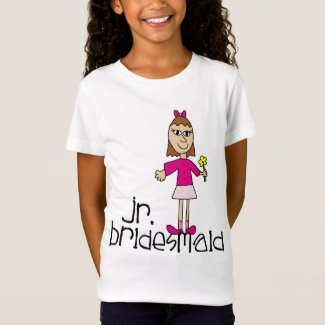 Jr. Bridesmaid T-shirt Apparel