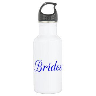 Jr. Bridesmaid's Stainless Steel Water Bottle