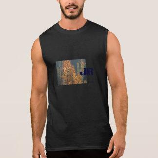 JR camiseta del áloe de los azules marinos del