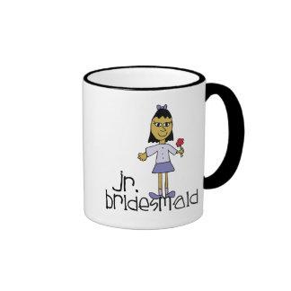Jr. Dama de honor Tazas De Café