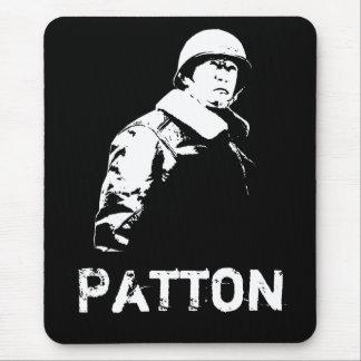 Jr. de general George S. Patton Alfombrilla De Raton