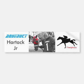 Jr. de Hartack Pegatina Para Auto