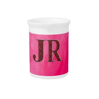 JR Fashion Beverage Pitcher