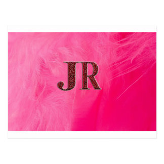 JR Fashion Postcard