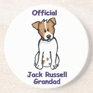 JR Grandad Beverage Coaster