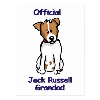 JR Grandad Postcard
