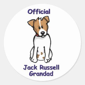 JR Grandad Stickers