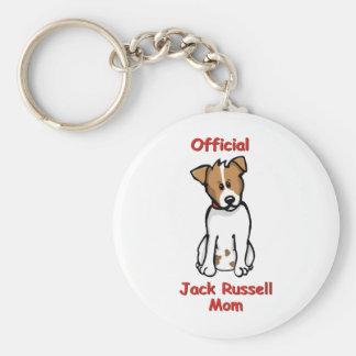 JR mamá Llavero Personalizado