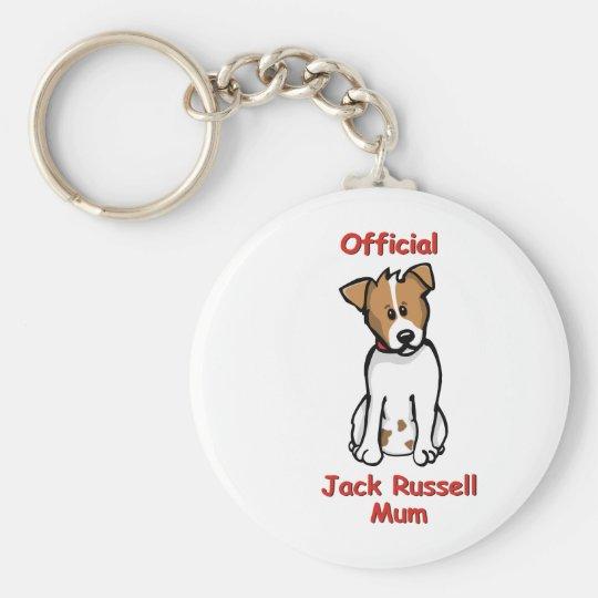 JR Mum Keychain