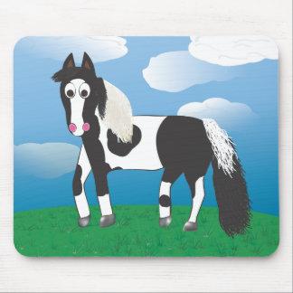 JR. Paint horse Mouse Pad