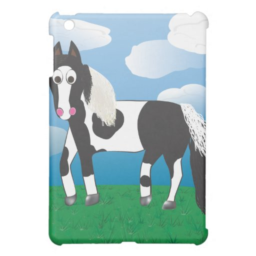 Jr. Pinte el caballo