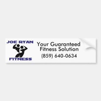 JRF Bumper Sticker