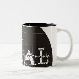 Jrock visual (kei) Two-Tone coffee mug