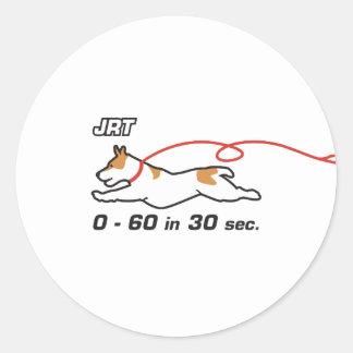 JRT 0-60 in 30 sec Sticker