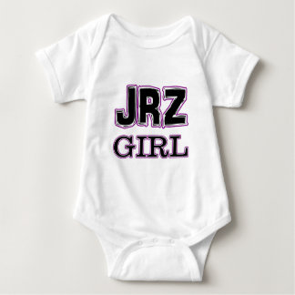 JRZ girl Baby Bodysuit