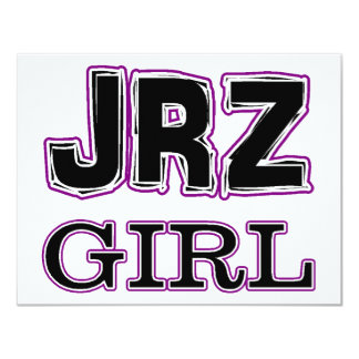 JRZ girl Card