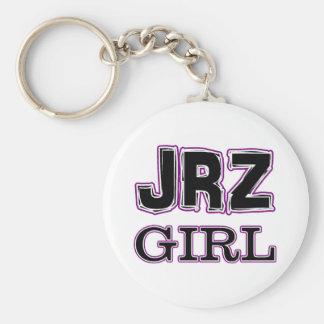 JRZ girl Keychain