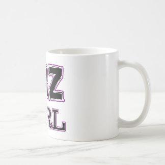 JRZ girl Coffee Mugs