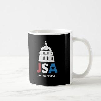 JSA BeThePeople Mug