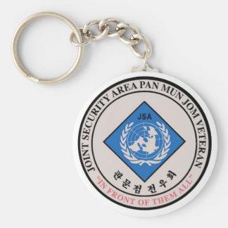 JSA Veteran Keychain