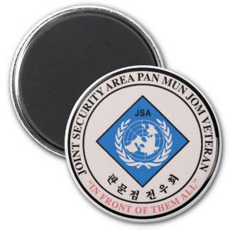 JSA Veteran Magnet