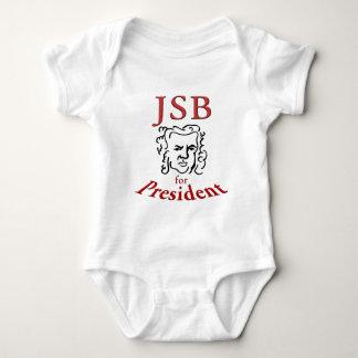 JSB for President Baby Bodysuit