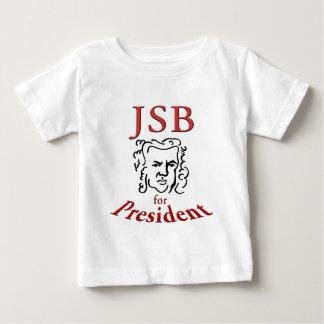 JSB for President Baby T-Shirt