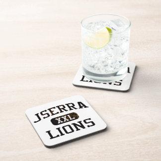 JSerra Lions Athletics Beverage Coaster