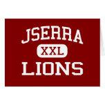 JSerra - Lions - Catholic - San Juan Capistrano Greeting Cards