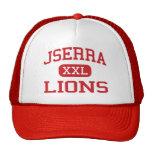 JSerra - Lions - Catholic - San Juan Capistrano Mesh Hats