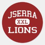 JSerra - Lions - Catholic - San Juan Capistrano Sticker