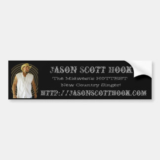 JSH Bumper Sticker
